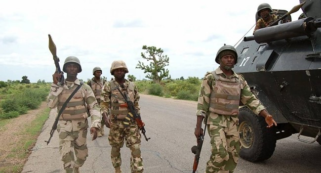 Why we deployed troops to Presidential Villa, N'Assembly, courts— Army