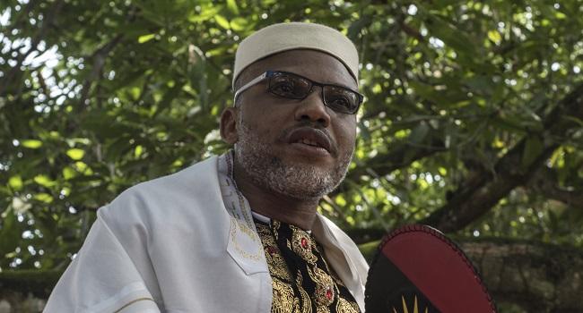 'Shame on you who want to vote', Nnamdi Kanu speaks again