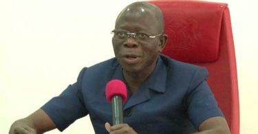 Anti-Oshiomhole protests take new turn as women vow to storm Abuja naked