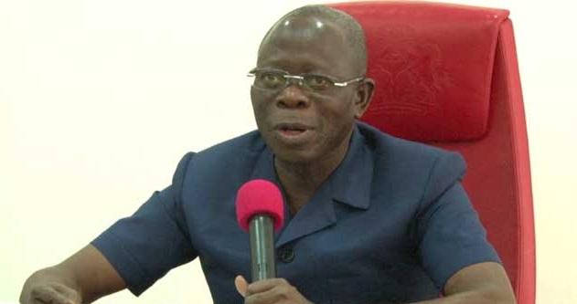Anti-Oshiomhole protests take new turn as women vow to storm Abuja naked
