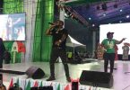 Police teargas Davido at PDP convention