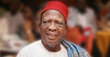 Prof Nwabueze condemns Nnamdi Kanu's call for election boycott, says it's suicidal