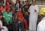 PDP PRESIDENTIAL PRIMARIES: Turaki begs delegates to vote for Saraki