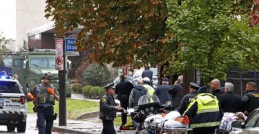 PITTSBURGH: Police nabs suspect who killed 11 victims in synagogue shooting