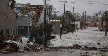 1m people cut off from electricity as Hurricane Michael pounds Florida, Georgia