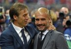 pep guardiola and julen lopetegui