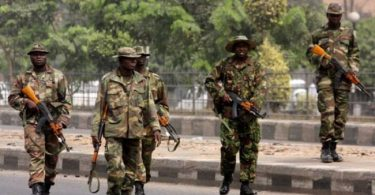 Military kills 35 criminals, arrests 98 suspects in two weeks