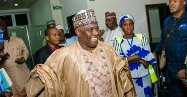 It'll be suicidal for Buahri to continue in power –Tambuwal