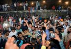 59 people feared dead as train runs into crowd in India