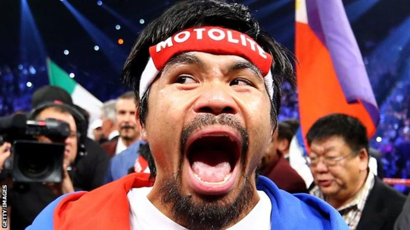 Manny Pacquiao set to face Adrien Broner on January 19