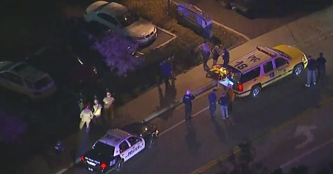 Gunman opens fire inside California bar, 11 wounded