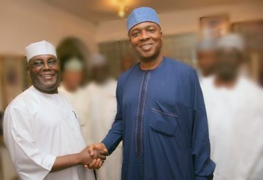 Unlike Buhari where there's 'no money, no patronage', Atiku 'will open things' for us – Sarak