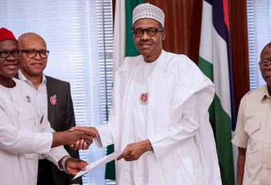 2019: I knew Atiku endorsement won't stand, Buhari says as Igbos split over Enugu declaration
