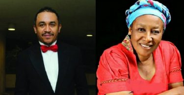Daddy Freeze counters Patience Ozokwor's 'wardrobe sermon', says ''Christianity does not dictate a dress code''