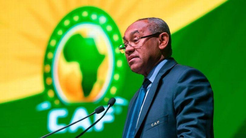 CAF Ahmad
