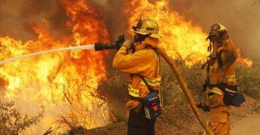 CALIFORNIA WILDFIRE: 'Devil winds' raise death toll to 31