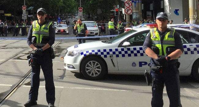 Three Arrested In Alleged Terror Plot In Melbourne
