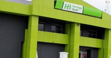 Heritage Bank to forfeit N1.2bn, $327,000 in 'ghost' account to Nigerian govt