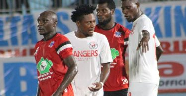 Lobi stars, rangers at Super Cup