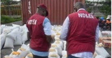 11 containers of 241 million Tramadol tablets seized at Lagos sea port