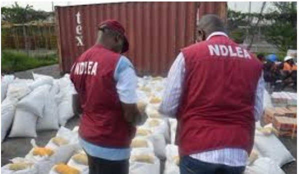 NDLEA arrests 2 for attempting to traffic cocaine to Saudi Arabia