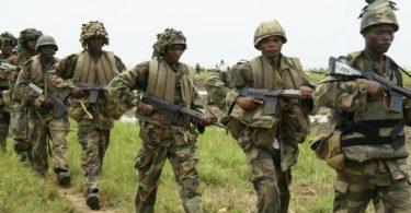 Soldiers kill three Boko Haram fighters in Borno community