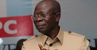Oshiomhole speaks, says it's not DSS job to interfere in APC business