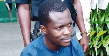 Police parades dismissed banker who stole N14m from ATM Gallery