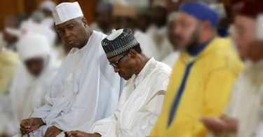 LEAKED AUDIO: I'm 'fighting' Buhari because after spending over N10bn in 2015, he refused to 'reward' me – Saraki