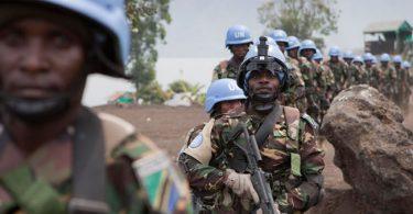 DRC rebels gun down 7 UN peacekeepers as effort against Ebola is halted again