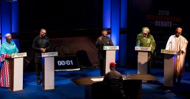 Osinbajo, Obi dominate as 2019 VP candidates debate