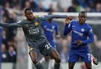 Wilfred Ndidi vs N'golo Kante