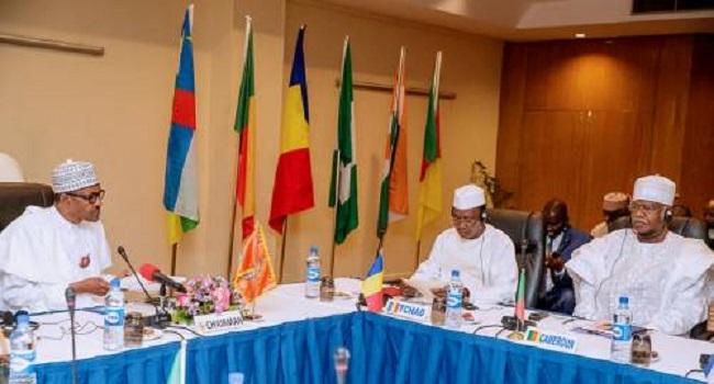 BOKO HARAM: Buhari hosts extraordinary summit on security threat in Lake Chad Basin