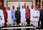 2019: 7 signs Southeast governors may back Buhari's re-election