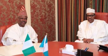 Still grieved with APC, Amosun holds another meeting with Buhari