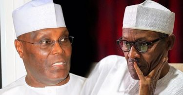 2019: Atiku has agreed to a mental health test, Buhari must agree too- CUPP