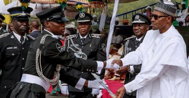 You're not above the law, Buhari warns police