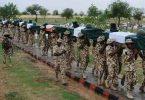 METELE: Presidency, Atiku exchange words over soldiers' burial