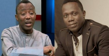 Duncan Mighty mulls politics, says he wants to be Sowore's running mate