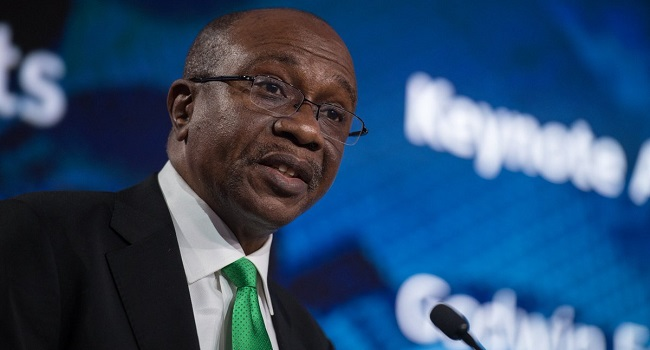 ECONOMY: The road ahead is rough, really rough, Emefiele tells Senate