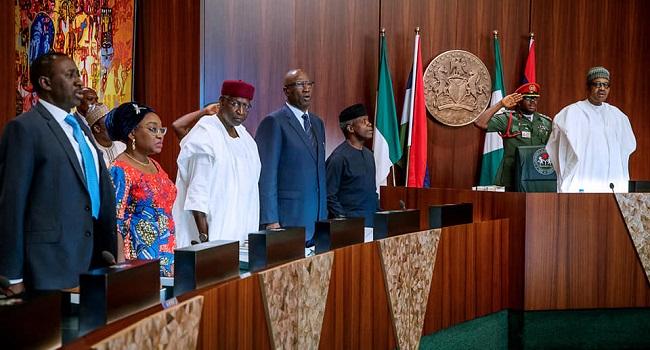 Buhari calls for 'special' Friday FEC meeting to discuss 2019 budget