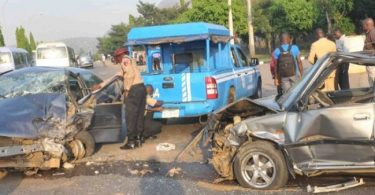 4 traders crushed to death, others injured in ghastly Ibadan auto crash