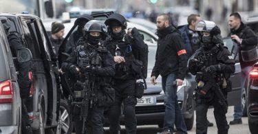 After 2-day manhunt, French police gundown Strasbourg attack suspect