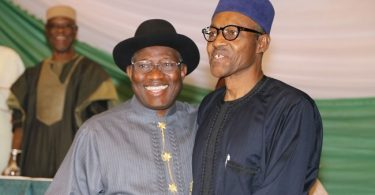 JONATHAN TOP BUHARI: Your life has been one of great service to Nigeria