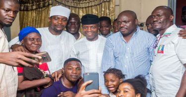 2019: Osinbajo embarks on door-to-door campaign in Lagos