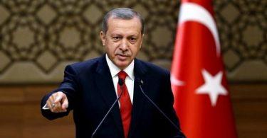 Khashoggi's murderers are 'well known', Turkish President Erdogan says