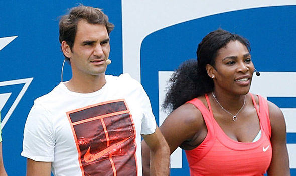 Federer gets bragging rights over Serena in hugely-anticipated match