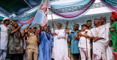 'PDP will never come back to this country'– Tinubu