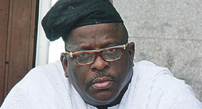 PDP insist Kashamu not its Ogun gov candidate, dubs him a paid agent to destroy party