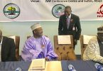 2019: INEC signs MOU with drivers